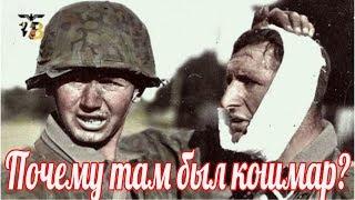 Почему там был кошмар? НКВД против войск СС». военные истории