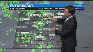 Flash Flood Watch Now Includes Denver