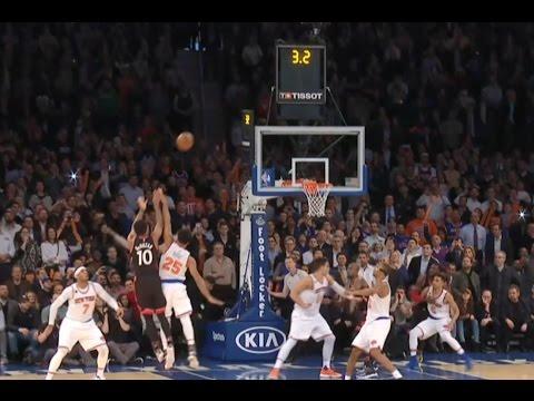 Топ-10 самых ярких эпизодов игрового дня НБА