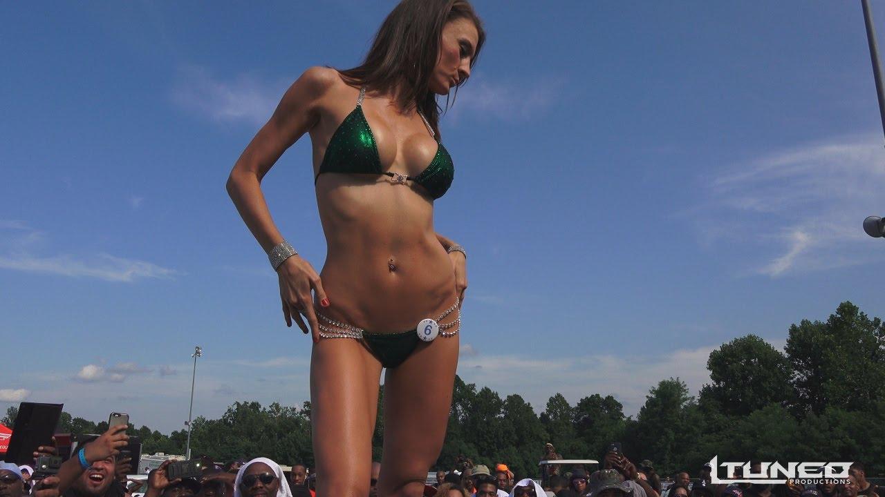 bikini Carlisle bike fest