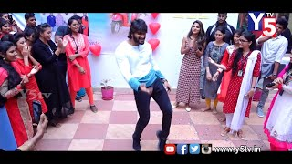 Guna 369 Movie Promotion In Vignan College At Vishakapatnam Karthikeya Guna369 Tollywood Y5tv