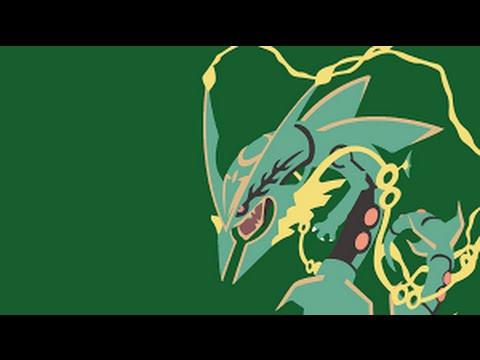 Pokemon Mega Emerald Legendary Locations#20 Rayquaza Location+Mega Rayquaza