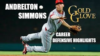 Andrelton Simmons | Career Defensive Highlights
