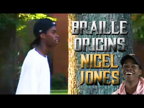 HOW NIGEL JOINED BRAILLE | BRAILLE ORIGINS EP 5
