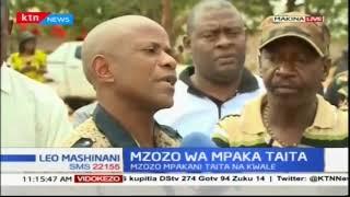 Mzozo mpakani Taita na Kwale: Wananchi watoa hisia zao