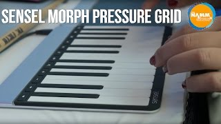 Sensel Morph Pressure Grid hands-on preview – NAMM 2017