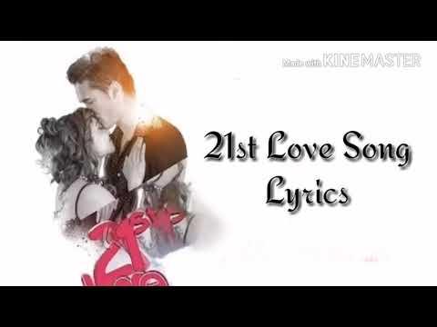 21st Love song lyrics||Timi Ma sanga||