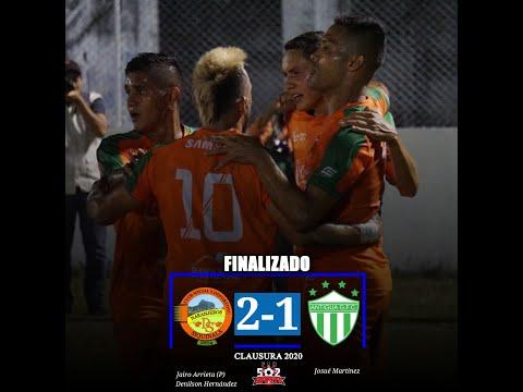 SIQUINALÁ VS ANTIGUA GFC JORNADA 11 CLAUSURA 2020 from YouTube · Duration:  4 minutes 10 seconds