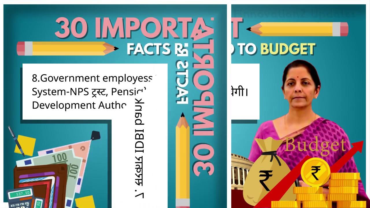Budget 2020-21 In Detail  Budget New tax slab   LIC IPO  International Bullion Exchange   Hindi News
