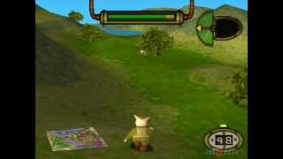 Hogs of War - Gameplay PSX / PS1 / PS One / HD 720P (Epsxe)