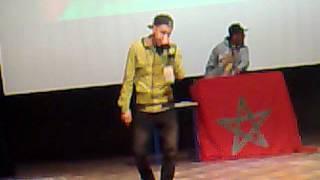 """Mix-One Live Sur scéne """"Festival Hip Hop 4 peace"""" 2012 El Hajeb City"""