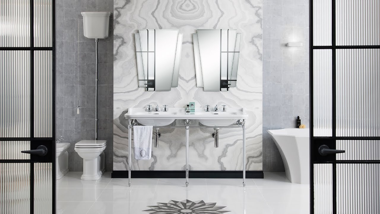 Waldorf Bathroom Collection - www.crosswater.co.uk - YouTube