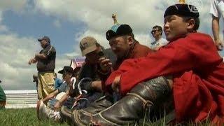 Праздник Надом: монголы хранят традиции предков