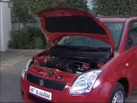 How to check Engine Coolant Level, Wind Shield washer fluid and Car Battery