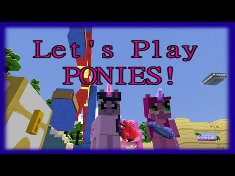 Pufferfish Games! [94] Mine Little Pony - Minecraft PC