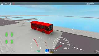 Roblox Londra Hackney & Limehouse bus Simulator E200 (euro 6) CTP Route 309 * lunga *