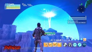 OUT OF THE BOUCLIER ANTI TEMPÊTE - SAUVER THE WORLD - FORTNITE - PIC HARDIS 2019
