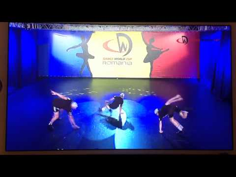 Elitehop 3.0 ~ Dance World Cup Romania / Spanish team