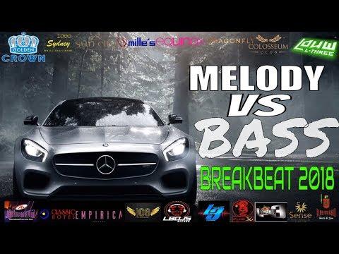 DJ TERBARU 2018 🔊FULLBASS 🔊VS MELODY 🎶BREAKBEAT REMIX DJ LOUW L3 DUGEM SLOW