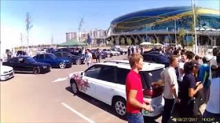 BMW fest Алматы 2017 Almaty arena; БМВ фест 2017