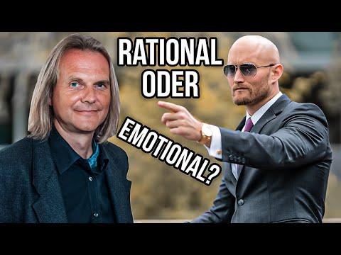 Es muss weh tun! RATIONALES VS EMOTIONALES Verhalten mit Prof. Dr. Rieck