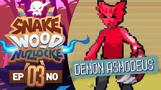 WHAT IS THIS?! - Pokémon Snakewood Nuzlocke w/ FeintAttacks! Episode #03