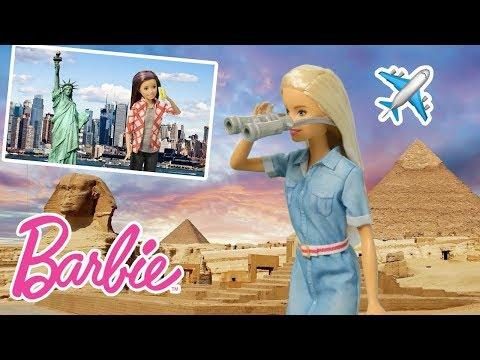 Лучшее из Барби: Путешествия | Барби Россия