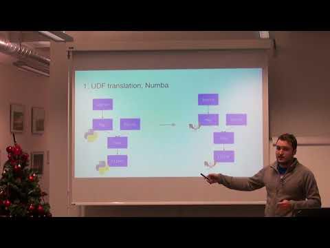 Zurich LLVM Compiler Social - PySpark at Bare Metal Speed - Sabir Akhadov