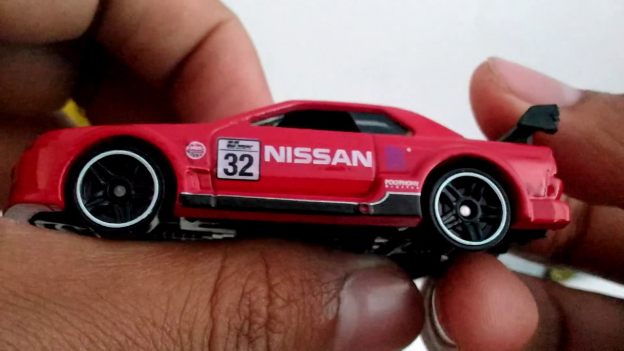 Review Hot Wheels 2016 Gran Turismo Nissan Skyline Gt R R32 Youtube