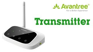 How to use as a transmitter - Avantree Oasis
