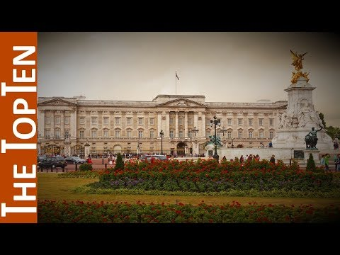The Top Ten Most Beautiful Royal Palaces