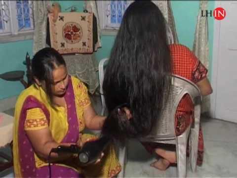 long hair washing part iii youtube