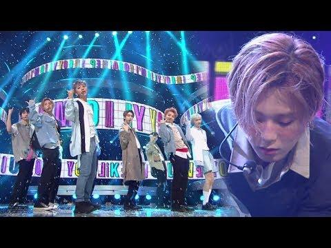 《EXCITING》 PENTAGON(펜타곤) - Shine(빛나리) @인기가요 Inkigayo 20180415