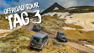 3 Geländewagen in Italien | 4X4 Adventure | OFFROAD Tour | Teil 3 | Project History