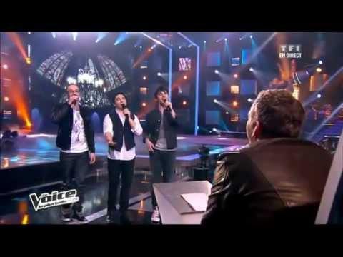 The Voice - Les talents de Garou reprennent -Belle- de Notre Dame de Paris - Clip