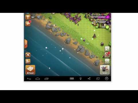 Free Clash of clans Gems - Mine gems from the sea - Free Gems