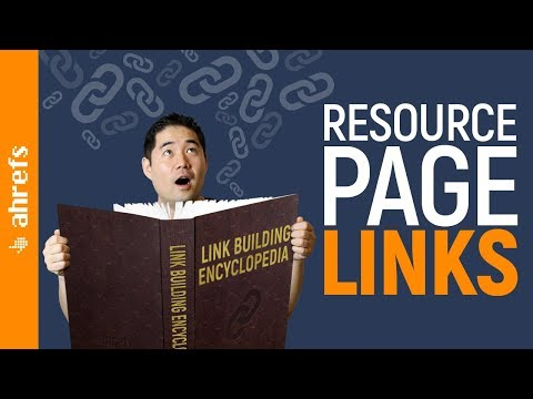 How to Build Unique Backlinks With Resource Page Link Building