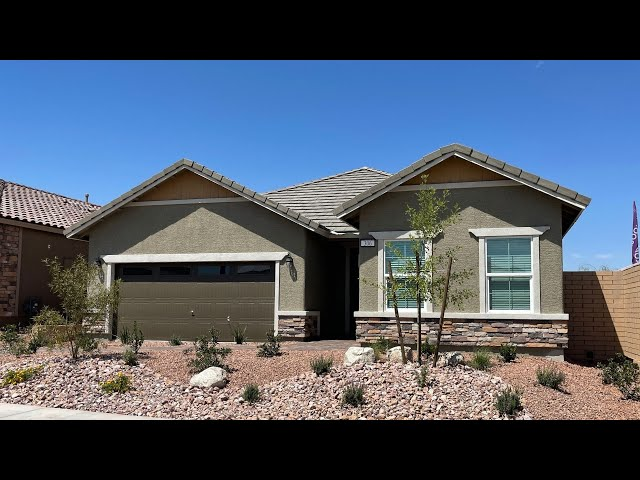 New Homes For Sale Henderson at Cadence   Rhapsody StoryBook Homes   Tempo Home Tour $421k+   1813sf