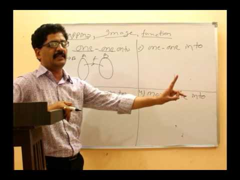 What is Function and type of function,Mapping,Image,Transformation Maths (Hindi)
