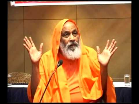 Bringing Iswara in ones life-Swami Dayananda Part11