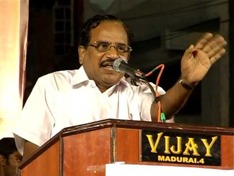 Tamilaruvimaniyan Speech in Madurai - Part 1