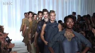 First plus size fashion show held in New York