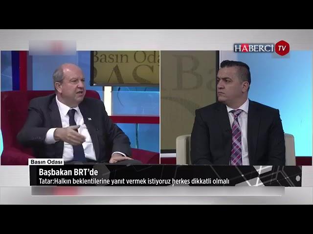 Başbakan Ersin Tatar, Gazetecilerin Sorularını Yanıtlıyor