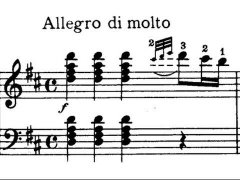 JC Bach / Hans Kann, 1964: Sonata in D Major - Mozart Transcription