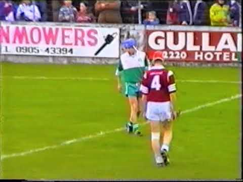 Galway County Senior Hurling Final Replay 1998