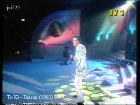 To Ki - Biasan (1993) LIVE
