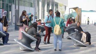 أسبوع دبي للتصميم منصة مثالية للإبداع في قلب دبي