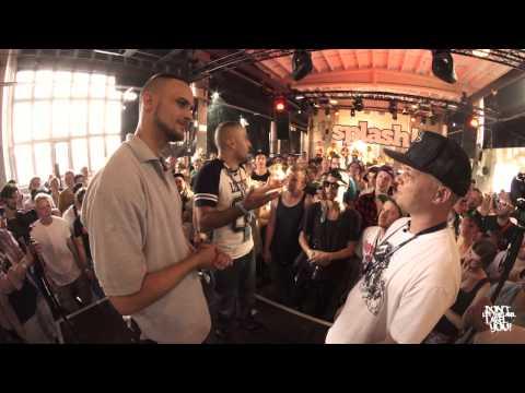 DLTLLY // Rap Battles // Mighty Mo & Nedal Nib VS Duff