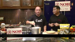 How To Make Haupia (coconut Pudding) Pie In Minutes With Noh Foods