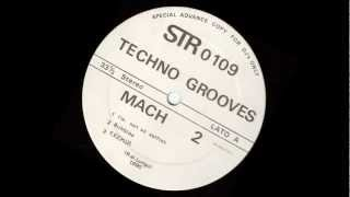 Stealth Records - Techno Grooves - Mach 2 - Bubbles